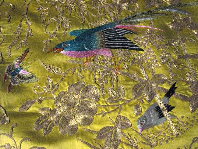 antique piano scarf shawl