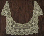 vintage victorian antique handmade lace collar