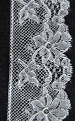 vintage antique alencon lace trim