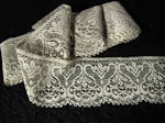 vintage antique cluny lace trim yardage