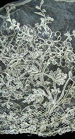 antique alencon lace tea cozy cover
