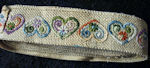 vintage embroidered trim
