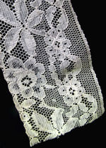 vintage antique French lace trim