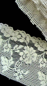vintage French lace trim