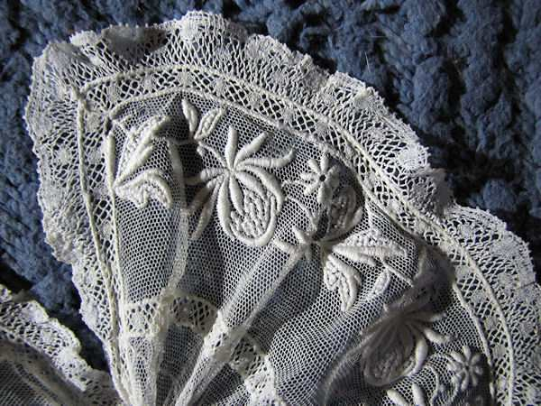 vintage antique lace