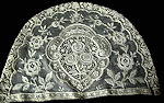 vintage antique lace tea cozy cover