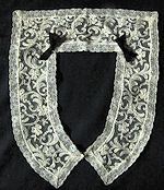 vintage antique victorian lace collar
