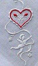 cherubs cupid hanky