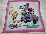 child's children's hanky Walt Disney