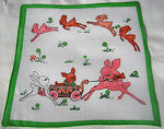 child's children's hanky