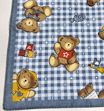child's children's hanky teddy bears