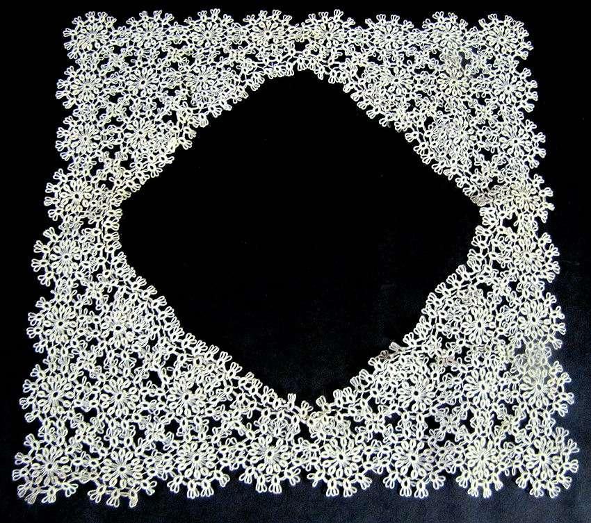 vintage antique lace trim for wedding hankie