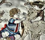 antique vintage embroidered needle art linen