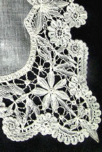 vintage antique wedding  hanky