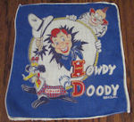 vintage collectible Howdy Doody Hanky