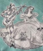 vintage collectible serenade hanky