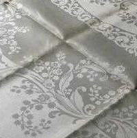 irish linen damask tablecloth